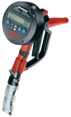 Flux Polypropylene Hand Nozzle With Electronic Display Unit