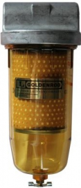 Goldenrod Water-Block and Particulate Filters