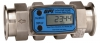 Great Plains Industries / GPI G2 Industrial Grade, ATEX Approved Flow Meters, Sanitary Clamp, 316 Stainless Steel