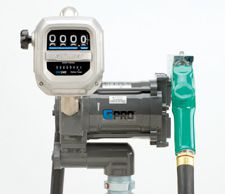 Great Plains Industries / GPI GPRO Professional Grade, Fuel Transfer Pumps, with Meter