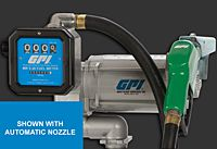 Great Plains Industries / GPI Super Heavy Duty Vane Pumps, with Meter