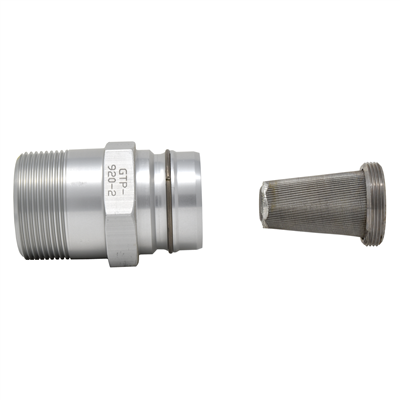 Gammon GTP-1510, Strainer & Actuator Assembly