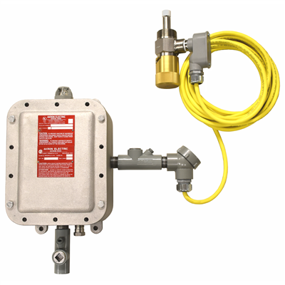 Gammon GTP-1750-5, Water Control System