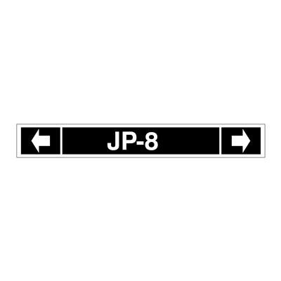 "Gammon GTP-2135-27, JP-8 Kerosene Grade Decal, 3M, 2""x15"""