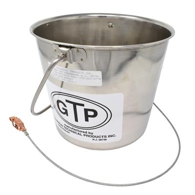 Gammon GTP-3905, Stainless Steel Buckets