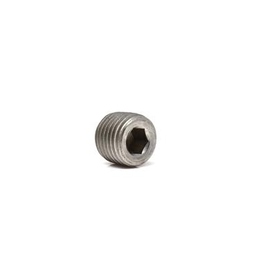 "Gammon GTP-805, Gammon Gauge 1/4"" NPT Plug, Aluminium"
