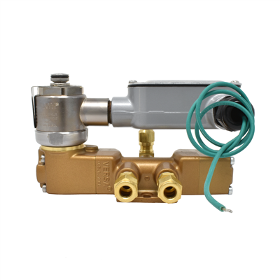 Gammon GTP-8695E, Viper Additive Injection System, Pump Four-Way Air Solenoid Valve 12vDC