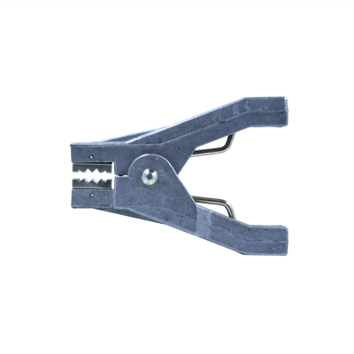 Gammon GTP-1101, The Super Clamp, Cast Aluminium Earthing Clip, Mil. Spec.