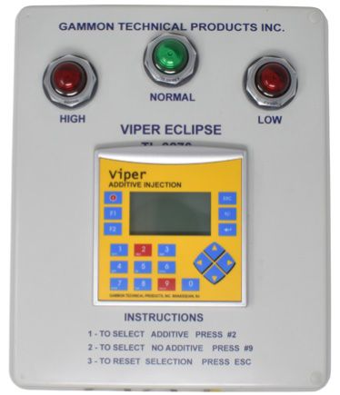 Gammon TL-9976, Viper Scorpion Eclipse, Additive Injection System Control System