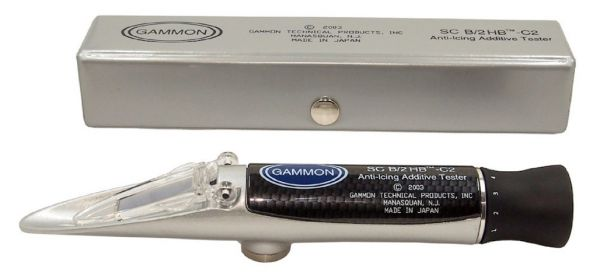Gammon SC-B/2HB-C2 Optical Refractometer, for Anti-Icing Additive Test Kit
