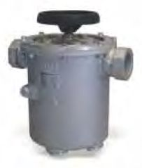 """Giuliani Anello 51000 Self-Cleaning Fuel Filter, 2"""" x 2"""" BSP, with Optional Magnetic Column"""