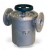 Giuliani Anello 51000F Self-Cleaning Fuel Filter, DN50, PN16 Flanged, with Optional Magnetic Column