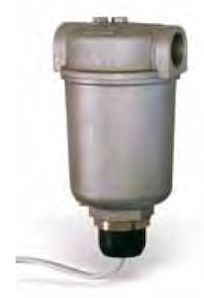 "Giuliani Anello 70157GL/NL Fuel Filter, 1/2"" BSP, with 230v 50-60Hz Heating Element, 35c or 70c"