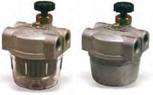 "Giuliani Anello 70351A & 70351P 2-WayFuel Filters, 3/8"" BSP"