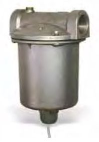 "Giuliani Anello 70503GL/NL Fuel Filter, 1.5"" BSP, with 230v 50-60Hz Heating Element, 35c or 70c"