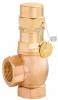 Goetze 618T, Pressure Relief Valve, Adjustable 0.2-12 Bar, Gunmetal Bodied, 3/8