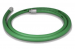 Goodyear, Statically Bonded (ATEX), Hardwall Wire & Cloth Reinforced Hose, with BSP Ends (Green)