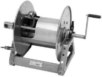 Hannay, SS316, Manual Rewind Hose Reels