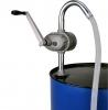 Geared, Rotary Lobe, Hand Pump, Aluminium
