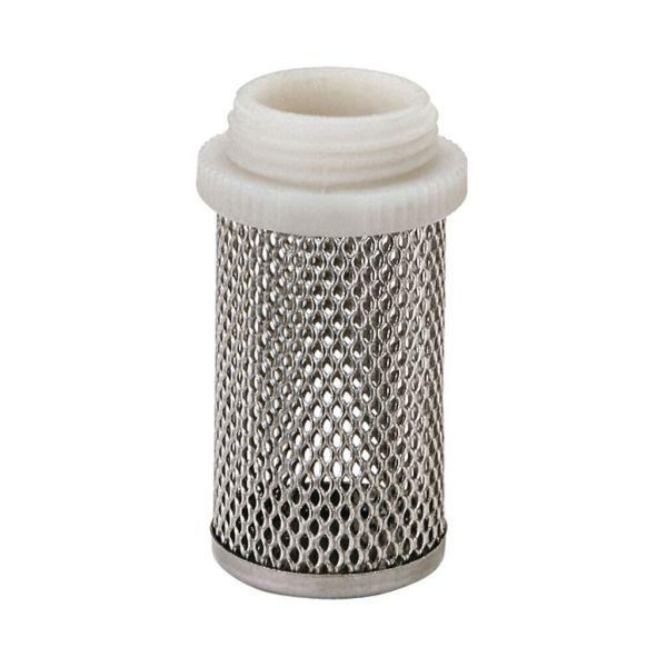 Itap Europa 102 Strainer Basket, Nylon/Stainless BSP