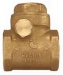 Vale Swing Check Valves, Brass, BSP