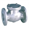 Swing Check Valve, 316 Stainless Steel, PN16 Flanged