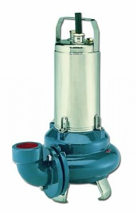 Lowara DL Submersible Pumps for Sewage
