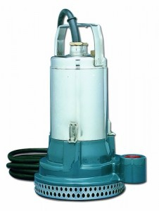 Lowara DN Pumps, for clean and slightly dirty water