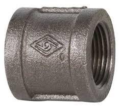 Malleable / Black Iron, EN10226 Pt.1, Socket, Equal, Fig.271