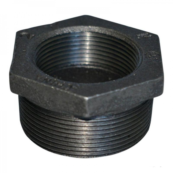 Malleable / Black Iron, BS143, Bush, Reducing, Fig.241
