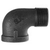 Malleable / Black Iron, EN1256, Elbow MF, 90 Deg., Fig.92