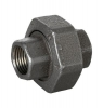 Malleable / Black Iron, EN10226 Pt.1, Union FF, Fig.340