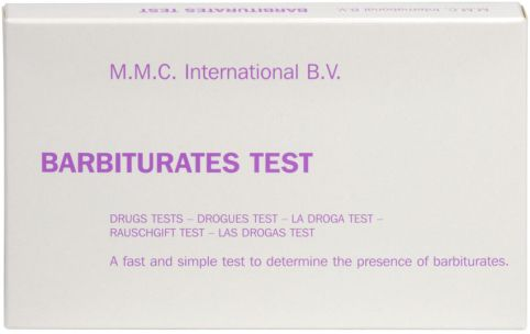 MMC Test Kits (Pack of 10) Barbiturates
