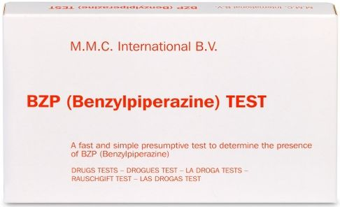 MMC Test Kits (Pack of 10) Benzylpiperazine (BZP)