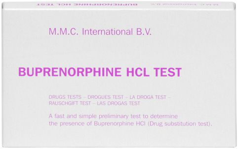 MMC Test Kits (Pack of 10) Buprenorphine HCL