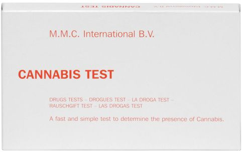 MMC Test Kits (Pack of 10) Cannabis / Marijuana