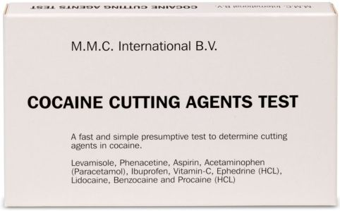 MMC Test Kits (Pack of 10) Cocaine Cutting Agents
