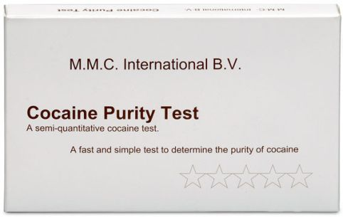 MMC Test Kits (Pack of 10) Cocaine Purity