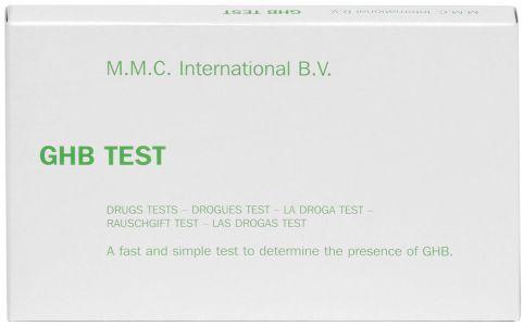 MMC Test Kits (Pack of 10) Gamma-hHydroxyButyrate (GHB)