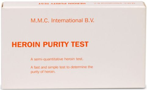 MMC Test Kits (Pack of 10) Heroin Purity