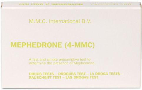 MMC Test Kits (Pack of 10) Mephedrone (4-MMC)