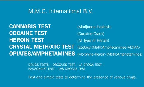 MMC Test Kits (Pack of 10) Mixed Test Kit