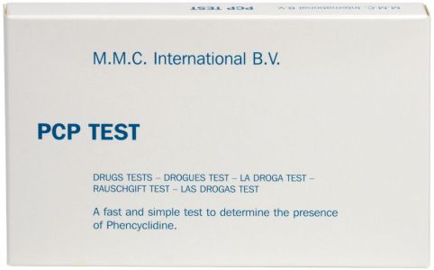 MMC Test Kits (Pack of 10) Phencyclidine (PCP)