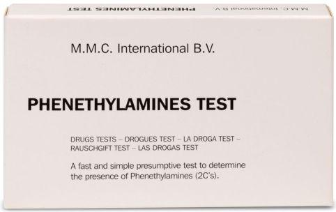 MMC Test Kits (Pack of 10) Phenethylamines (2C's)