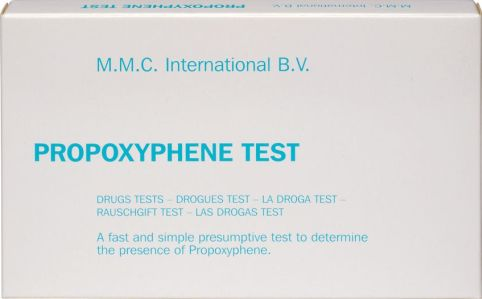 MMC Test Kits (Pack of 10) Propoxyphene (PPX)