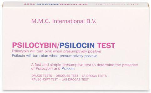 MMC Test Kits (Pack of 10) Psilocybin / Psilocin