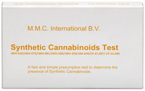 MMC Test Kits (Pack of 10) Synthetic Cannabinoids