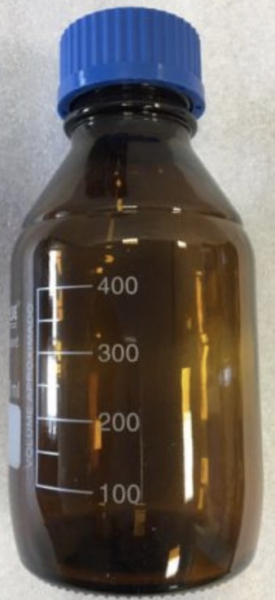 mese england  borosilicate glass laboratory bottle  100