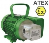 Flexible Impeller Pumps, Motor Driven (Aluminium), ATEX Approved