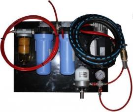 Oilybits Black Diesel Filtration System with Centrifuge